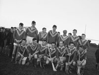 Kilmoyley Hurling Team