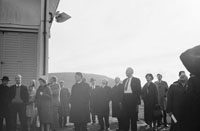The Opening Of The Valentia Seismological Station
