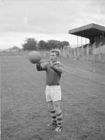 Kerry Footballer Bernie O'Callaghan