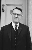 May 1964; Mr Patrick Hannigan, a native of Donegal, who has been appointed CIE District Manager of Kerry.