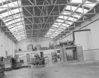 May 1964; A photo taken of the Rainbow Ltd plant in Renard.