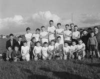 Cahill's Park Win The Father Drummond Cup