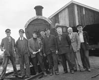 The Irish Railway Record Society Steam Train Tour