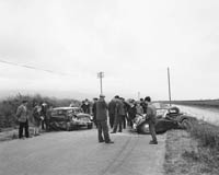 A Car Crash at Blennerville