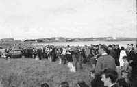 5th-12th July 1964; A photo of a shoot at Fenit Festival.