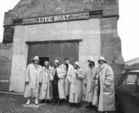 Fenit RNLI Lifeboat Crew