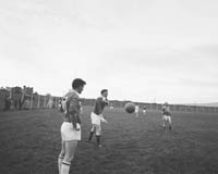 The Kerry Football Team Training Session