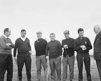 A Golf Exhibition at Dooks