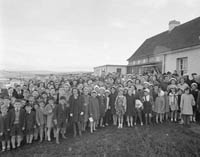 The Opening of Lyre National School