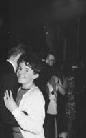 1st November 1964; People enjoy themselves at a dance in the Hotel Manhattan.