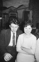 9th February 1964; A photo of people enjoying themselves at a dance in Ballymacelligott.