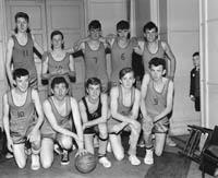 Tralee CBS Basketball Team