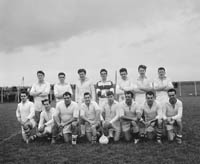 The Kildare Senior Football Team