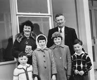 The opening of Rathmorrel National School