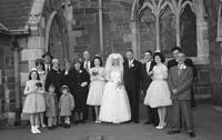 A Wedding in St. John's Church Tralee