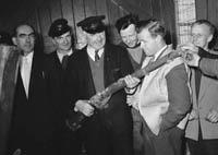 A Rifle Found in CIE Tralee
