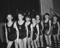 The Rock Juvenile Basketball League