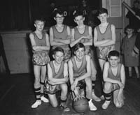 The Rock Juvenile Basketball League