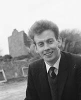 Playwright John McCarthy