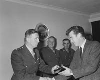 A FCA Medal Presentation