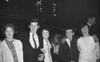 29th November 1964; People enjoying themselves at a Dance in the Ashe Hall in Tralee.