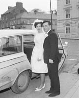 A Photo of a Wedding in Listowel