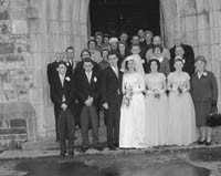 A Photo of a Wedding in Killarney