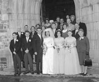 A Photo of a Wedding in Killarney