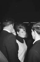 21st December 1964; People enjoying themselves at a dance in the Ashe Hall, Tralee.