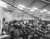 Traly Footware Factory in Tralee