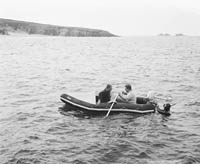 Fishermen in Dingle