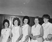 The Kerry Badminton Team