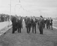 18th May 1966; A photo taken at the opening of the Greyhound Track in Ballybunion.