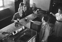 1953; A Pub Scene On Valentia Island.
