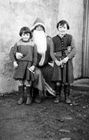 Santa at Abbeyfeale Convent School