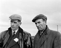 Photo of Two Men At Abbeydorney Ploughing Match