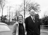 Baron and Baroness von Zitzewitz
