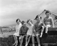 A Photo of a Group of Children