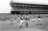 Kerry Vs Galway All-Ireland Football Semi-Final