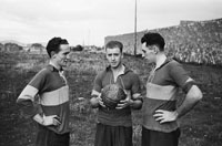 Three Kerry Captains Of 1954