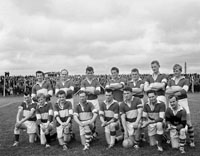 Senior County Football Champions Shannon Rangers