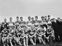 The Senior Ardfert Hurling Team