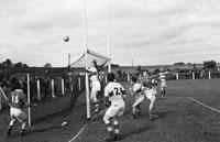 1955; Football Match Austin Stack Park