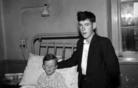 Dingle Boating Accident Survivors Martin And Colm Kennedy