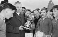 Tralee C.B.S. V St. Brendan's Killarney O'Sullivan Cup