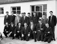 The Abbeydorney Agricultural School