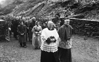 5th December 1955; The Opening Of Valentia Grotto By Bishop Moynihan.