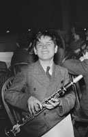25th December 1955; The St. Joseph's Industrial School Concert On Christmas Day. Billy Curtin Entertained On The Saxophone.