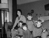 The O'Sullivan Children