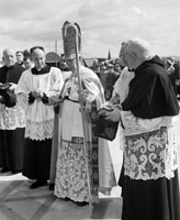 The Opening and Blessing of the Corpus Christi Church in Knockanure